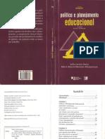Política e planejamento educacional
