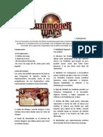 Summoner Reglamento V3