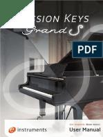 Session Keys Grand S Manual