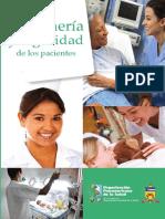 Enfermería y Seguridad de los Pacientes