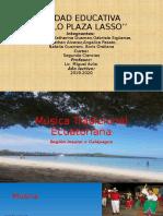 Musica tradicicional Region insular (Grupo 4)