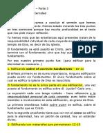 serie en 1 Corintios 3de10a17parte3