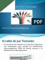 01-Cable de Par Trenzado
