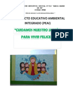 PROYECTO AMBIENTAL 013 2018