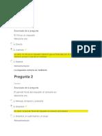 Evaluación unidad 3 Regimen Fiscal de La Empresa