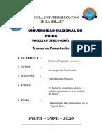 Credito Prendario - Investigación E.