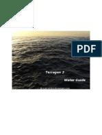 Terragen 2 Water Guide