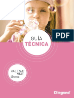 Guia-Tecnica-Valena- Next-with-Netatmo-Legrand