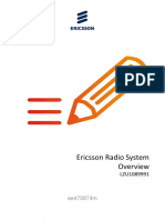 Ericsson Radio Systems Overview