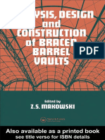 Analysis, Design and Construction of Braced Barrel Vaults - Z. S. Makowski.pdf
