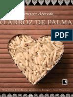 O Arroz de Palma - Francisco Azevedo