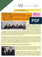 OTP Weekly Briefing - 30 November - 6 December - Issue_#66