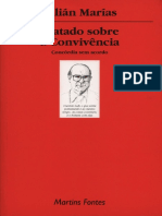 Julián Marías - Tratado sobre a convivência