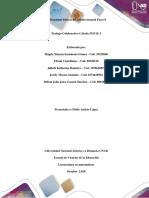 Aplicaciones básicas del cálculo integral Fases 6