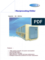 Air Coooled Reciprocating Chiller -
