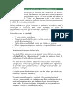 Módulo 4 - A sociedade e fundamentos da eficácia empresarial