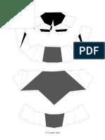 cabeza de mapache trofeo dexther 1