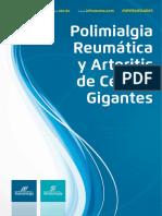Polimialgia Reumatica y Arteritis de celulas gigantes