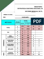 FORMATO DE PLANIFICACION FAMILIAR