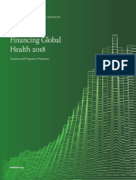 Financing Global Health 2018