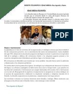 TRAYECTORIA DEL PENSAMIENTO FILOSOFICO