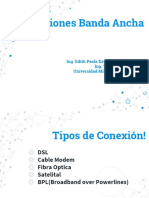 Presentacion Banda Ancha_Tipos de Conexiones _DSL.pdf
