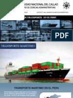 PRESENTACIÓN MEDIOS DE TRANSPORTE - SUPPLY CHAIN MANAGEMENT FINAL