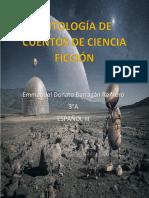 Antología de cuentos de ciencia ficción