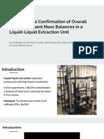 Liquid-Liquid Extraction Presentation