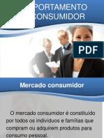 AULA - COMPORTAMENTO DO CONSUMIDOR