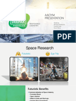 MAIN SPACE research