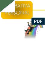 narrativa personal - recursos