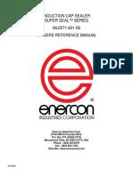 Enercon Super Seal Series Manual