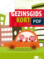 Gezinsgids Kortrijk 2010-2011