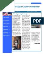 El Djazair Alumni Newsletter - October-November 2010