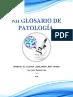 MI GLOSARIO DE PATOLOGIA 2