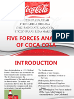 FIVE FORCES ANALYSIS OF COCA COLA.pptx