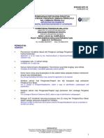 Borang BPS XII - Permohonan Pertukaran Guru Besar, Pengetua, ALP