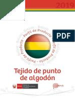 TASAS ARANCELARIAS DE EXPORTACIÓN DE TELAS
