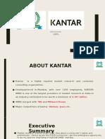 KANTAR PPT
