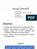 1Knowing Oneself-Chapter2