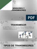 SENSORES Y TRANSMISORES exposicion