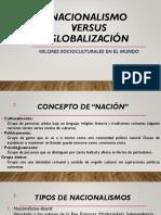 5_Nacionalismo versus glabalización