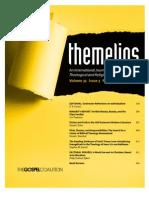 Themelios, Volume 35 Issue 3