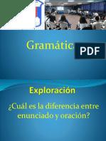 Capacitación de gramática
