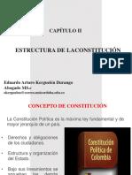 Cap-II-Estructura de la Constitución