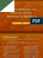 Ciroza Hepatica - Diagnostic