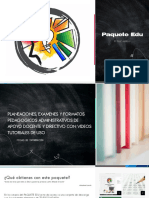 Paquete Edu info