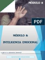 COACHING EDUCATIVO - MÓDULO 8