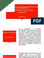 Ana Pizarro La Literatura Como Proceso (1)